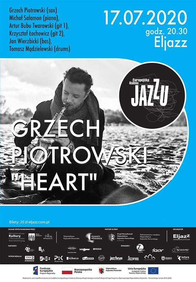 """GRZECH PIOTROWSKI """"HEART"""""""