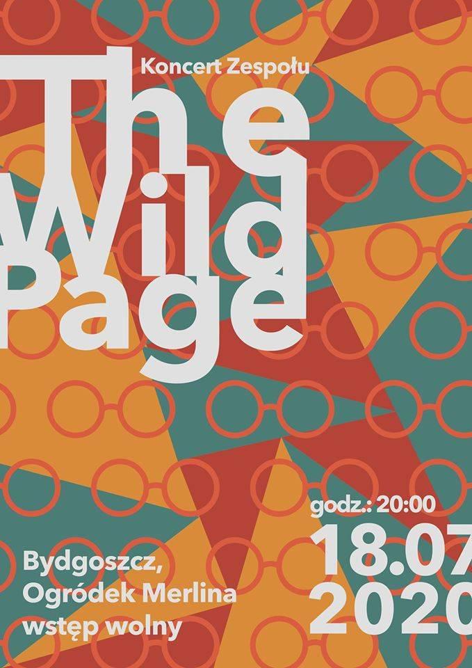 Koncert zespołu The Wild Page
