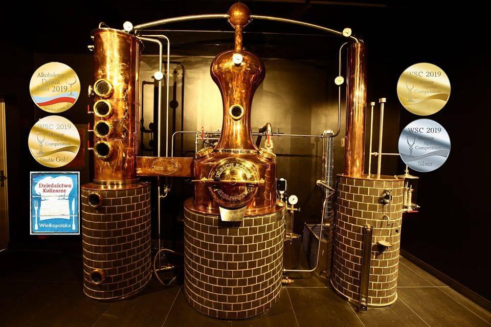 Drake Distillery - spotkanie degustacyjne