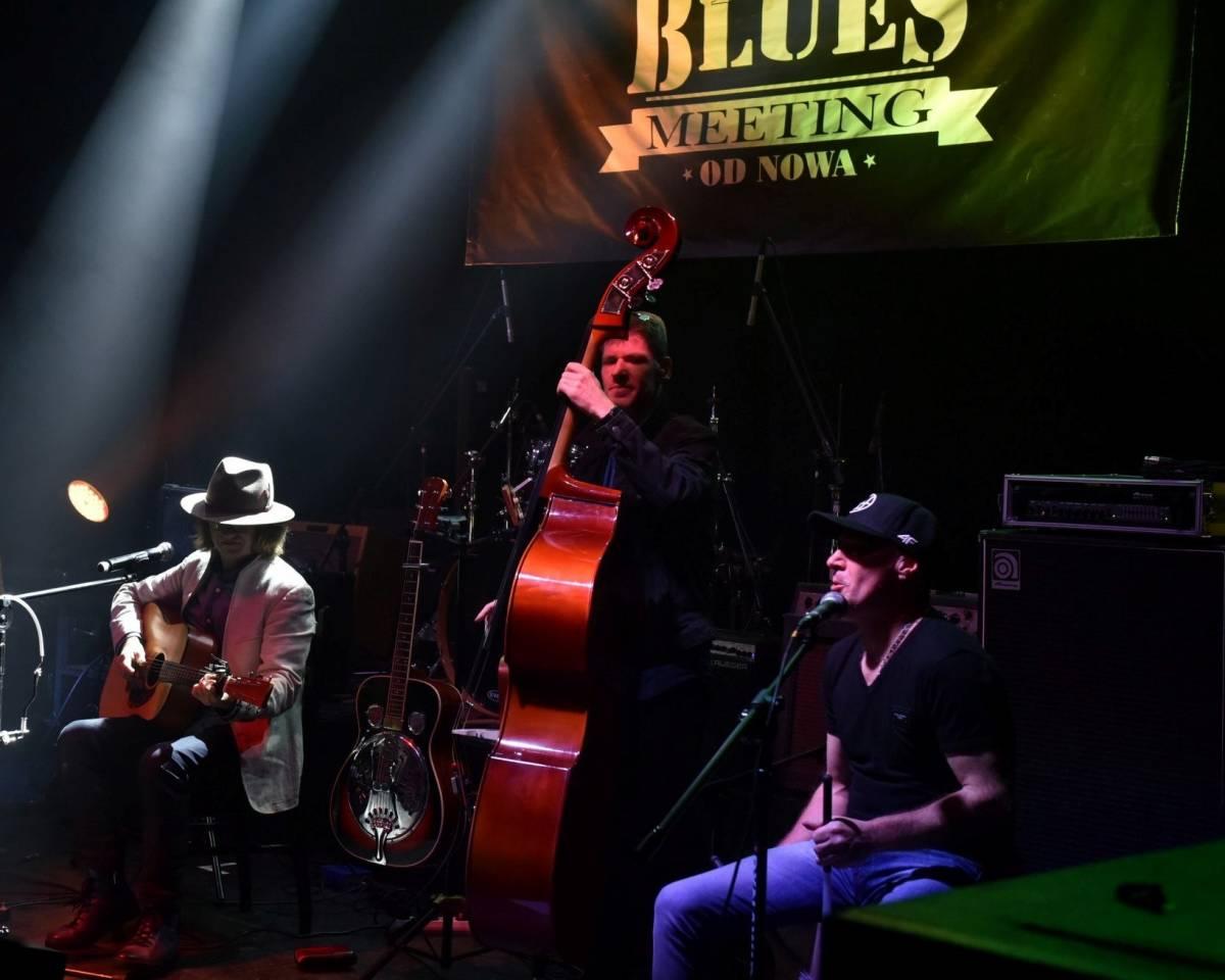 Doktor Blues - koncert