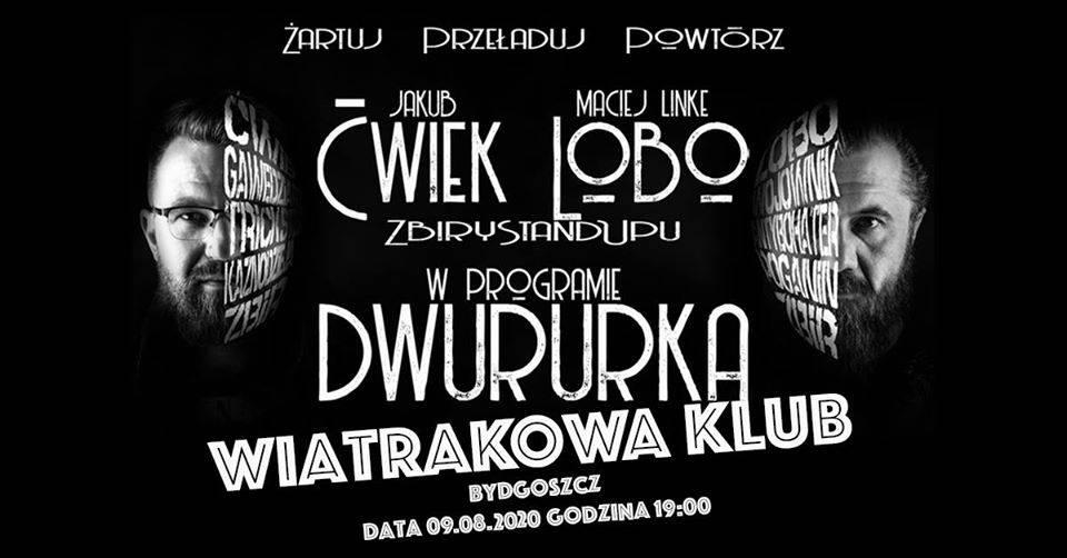 Zbiry Stand-upu w Bydgoszczy: Maciej