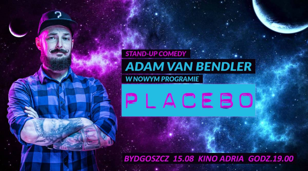 Stand-up Adam Van Bendler
