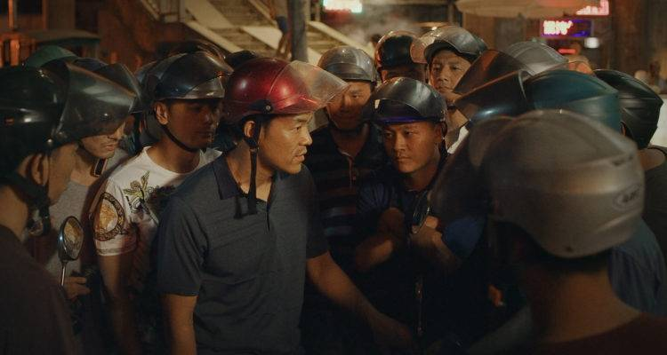 Jezioro dzikich gęsi, reż. Diao Yinan