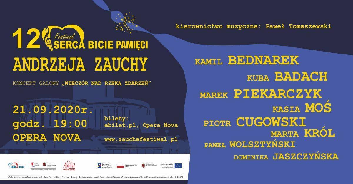 12. Festiwal Serca Bicie Pamięci A. Zauchy - Koncert galowy