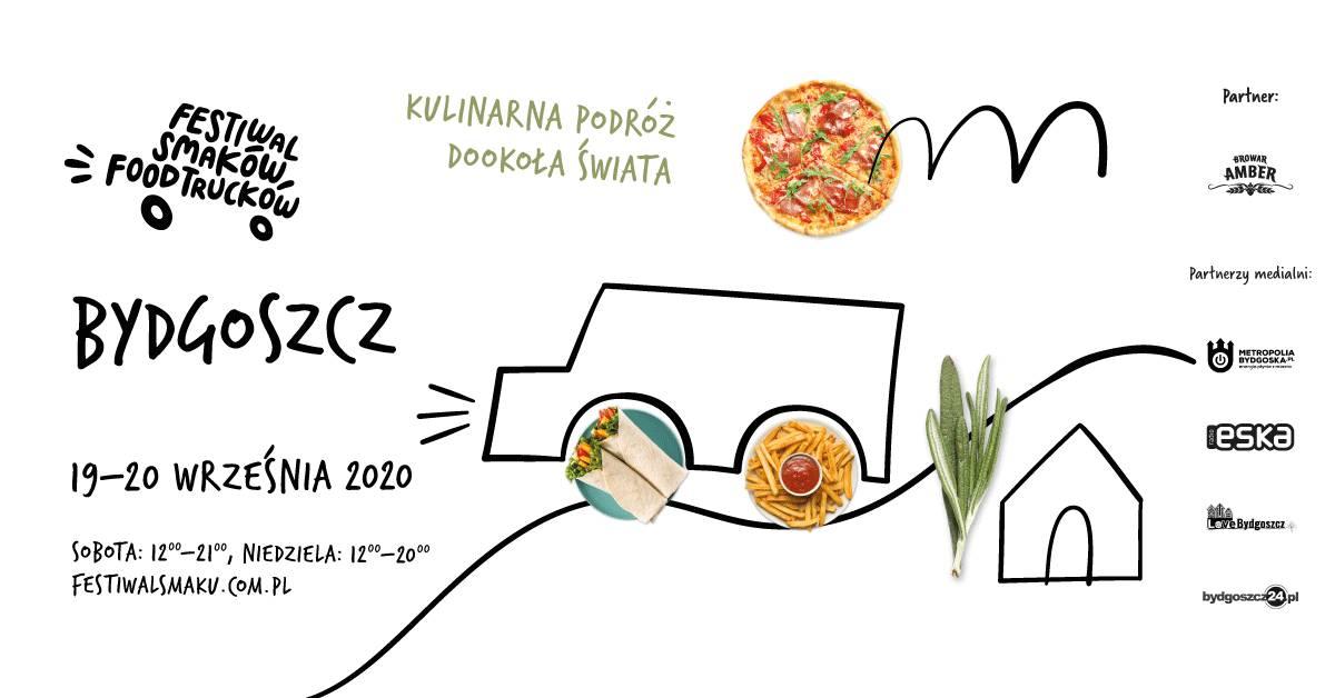 VI Festiwal Smaków Food Trucków