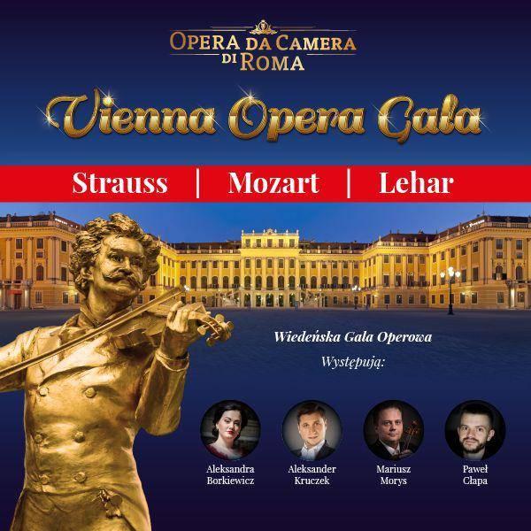 Noworoczny Koncert Wiedeński - Vienna Opera Gala
