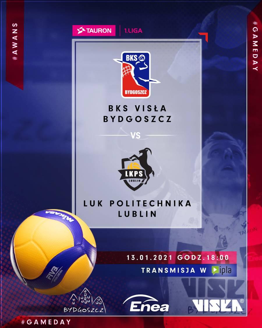 BKS VISŁA BYDGOSZCZ - LUK Politechnika Lublin