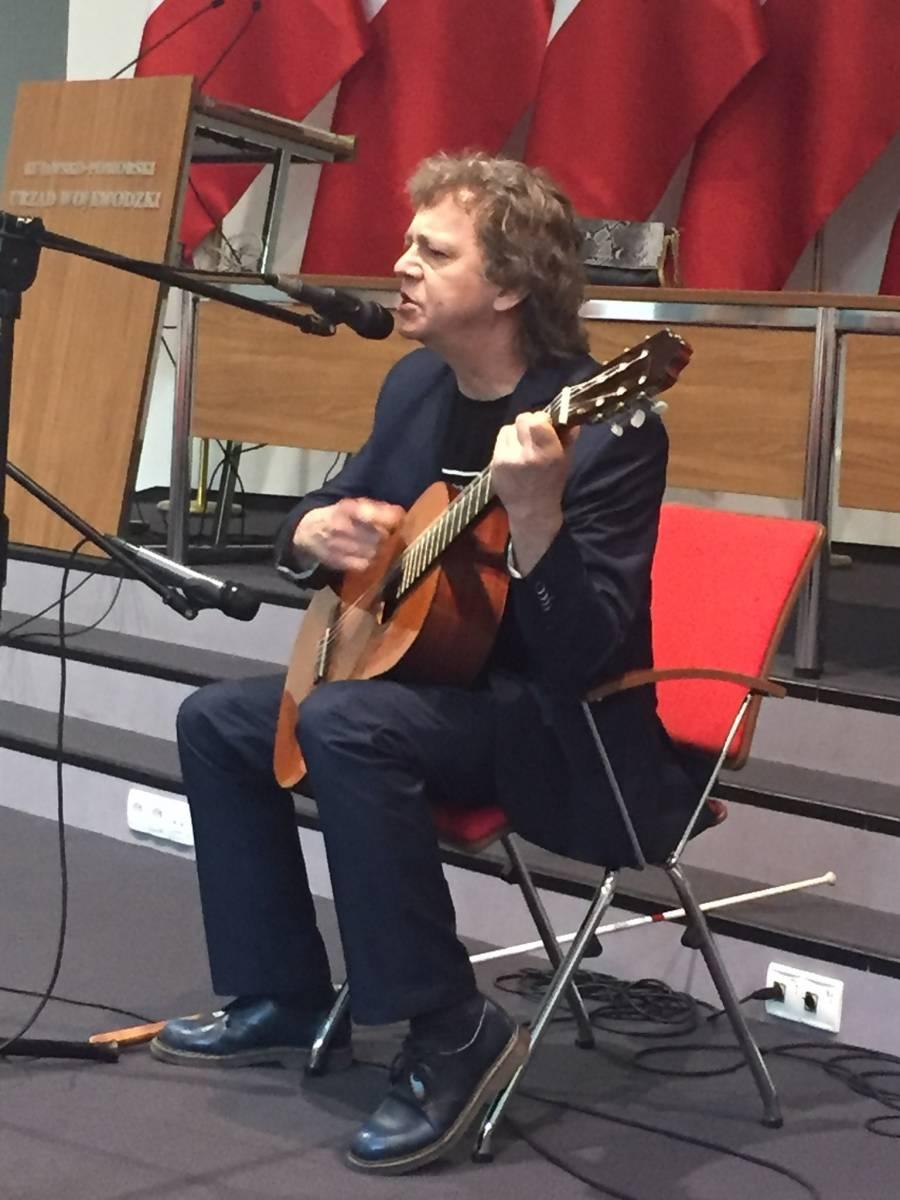 Koncert online Grzegorza Dudzińskiego