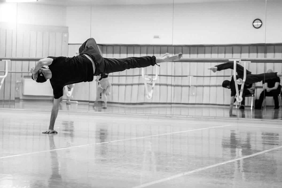 CANCELLED SZEPTY I CIENIE - balet