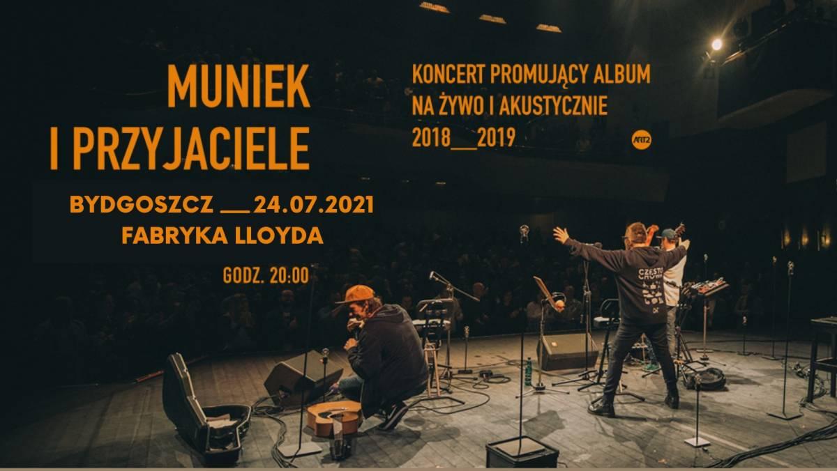 Muniek i Przyjaciele - koncert