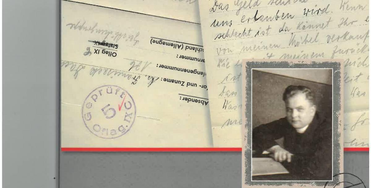 XLIX Spotkanie z Historią u Hoffmana: Korespondencja obozowa błogosławionego księdza Franciszka Dachtery