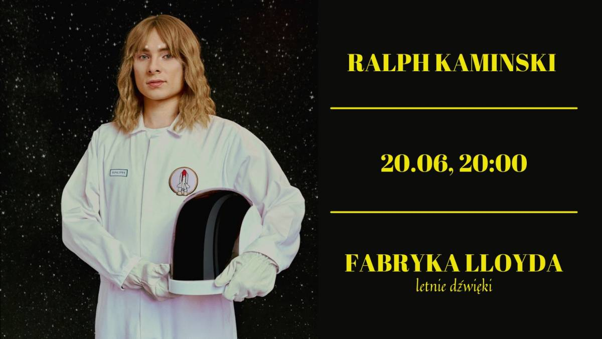 Ralph Kaminski -