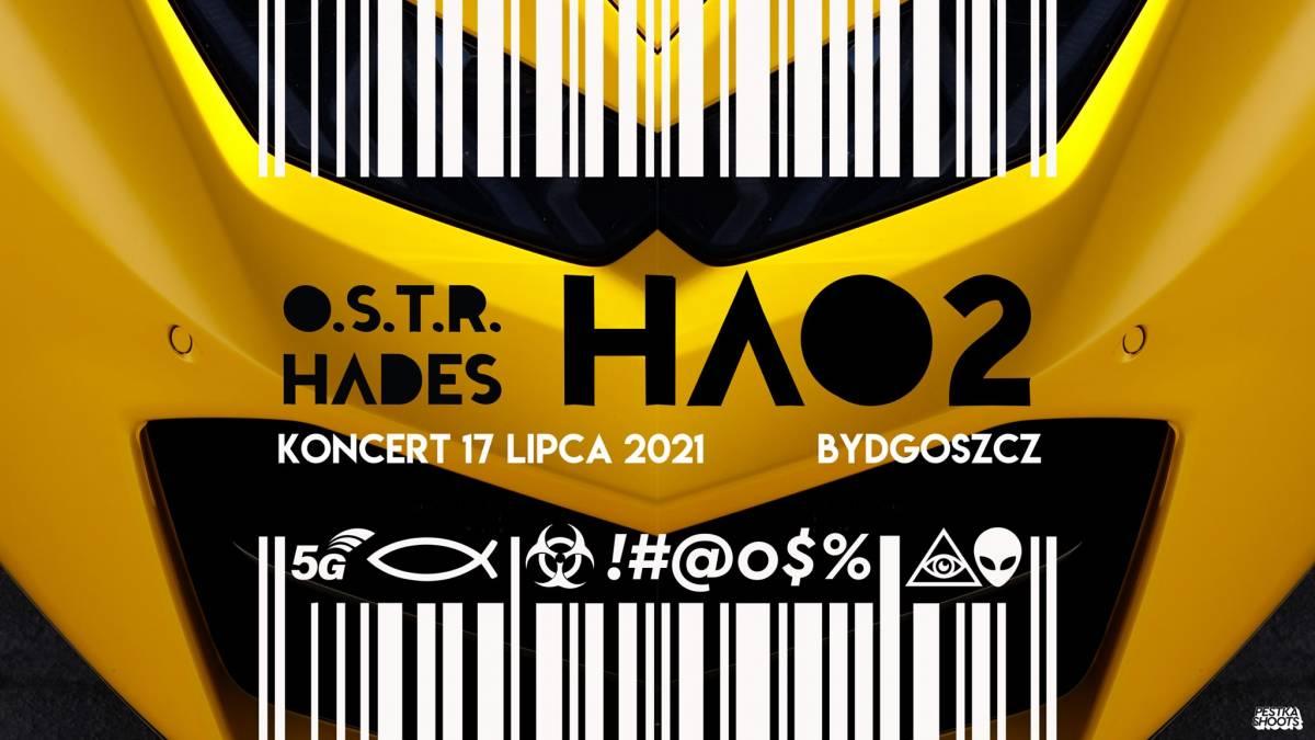 CANCELLED OSTR & HADES - concert