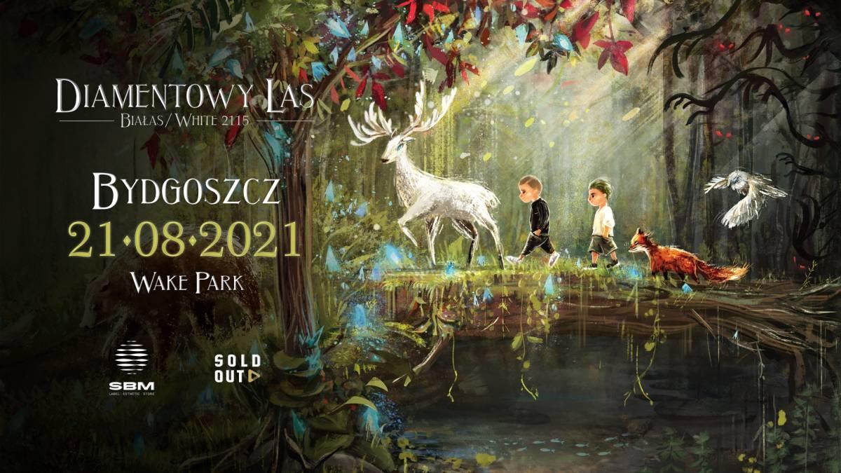 Białas & White 2115 / Diamentowy Las - concert