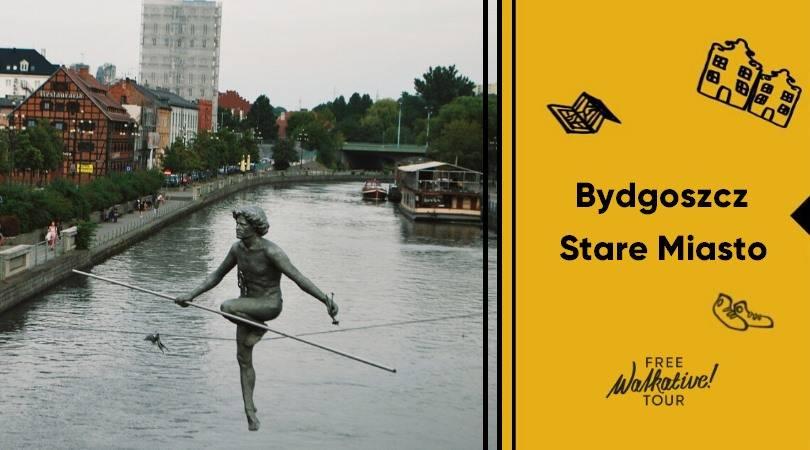 Stare Miasto w Bydgoszczy - spacer z przewodnikiem