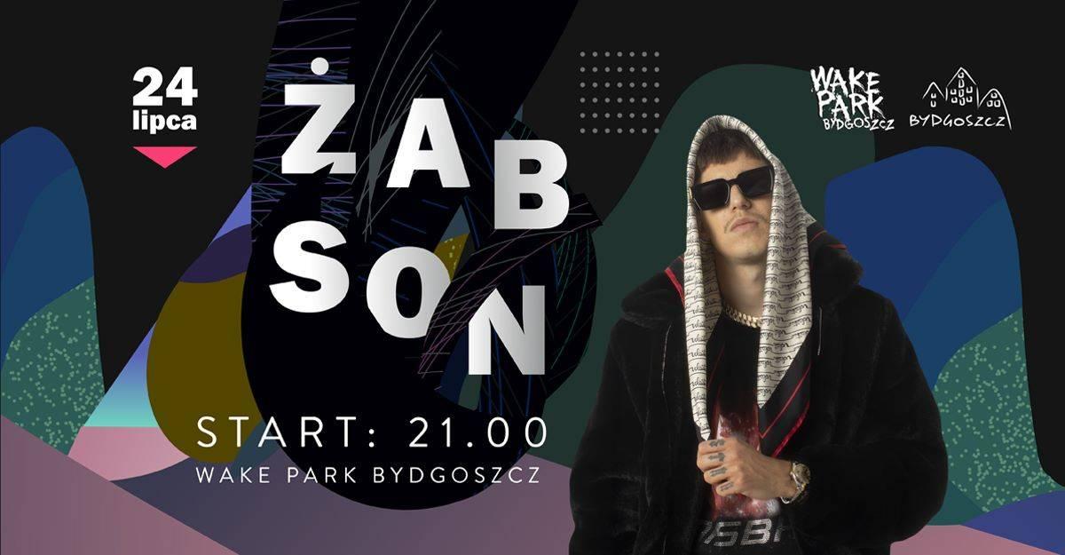 Żabson - concert