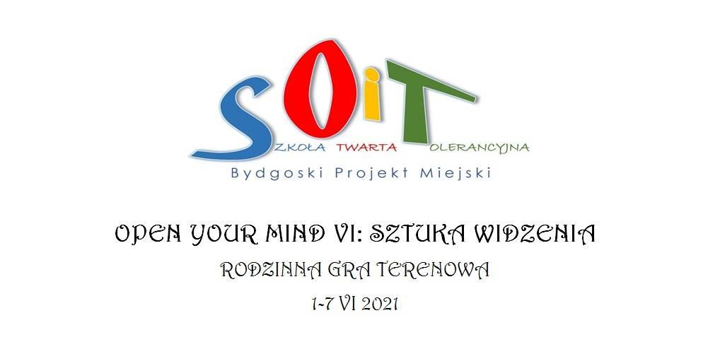 Open Your Mind VI: Sztuka Widzenia