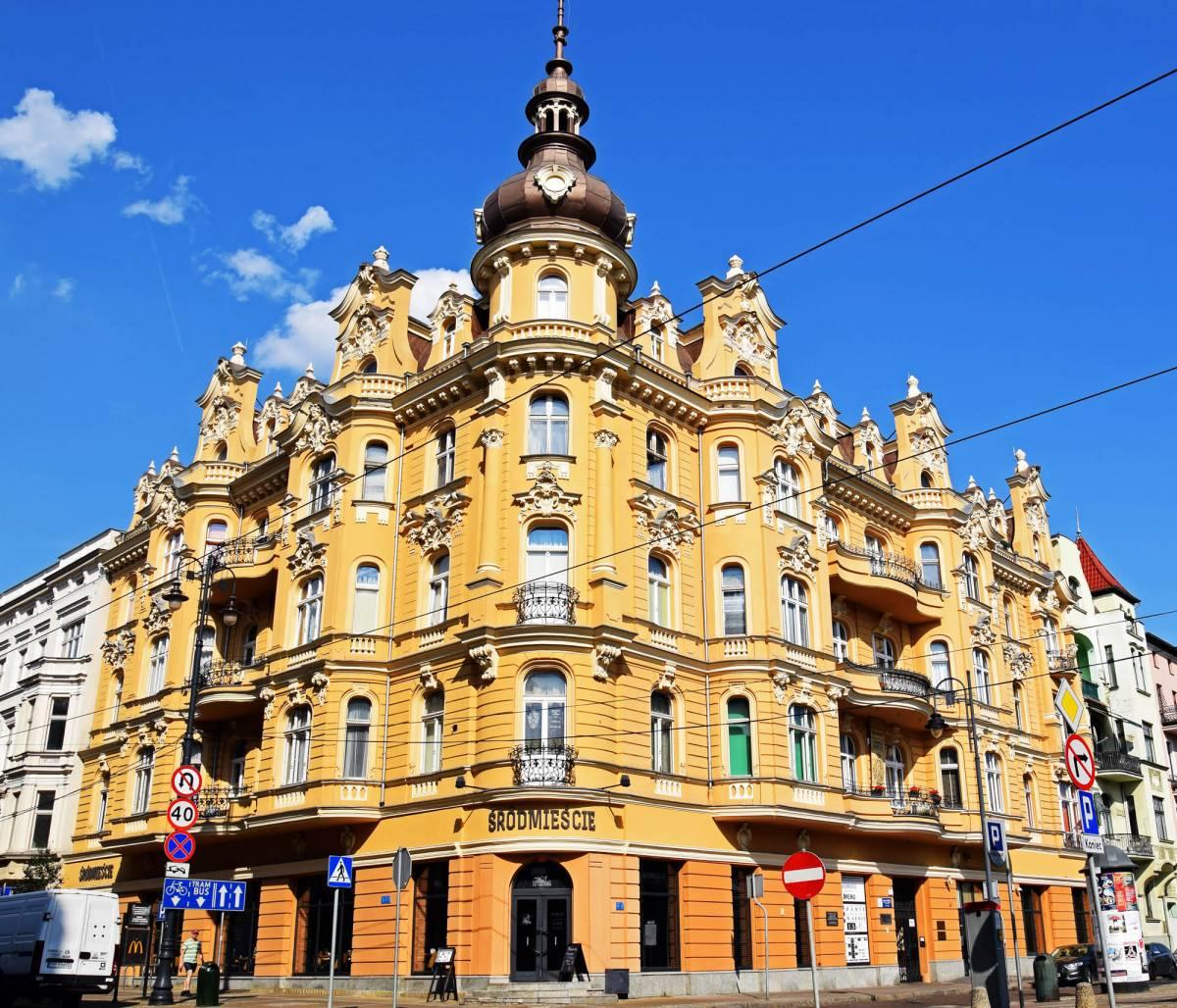 Dookoła Śródmieścia - Spacer z przewodnikiem po Bydgoszczy