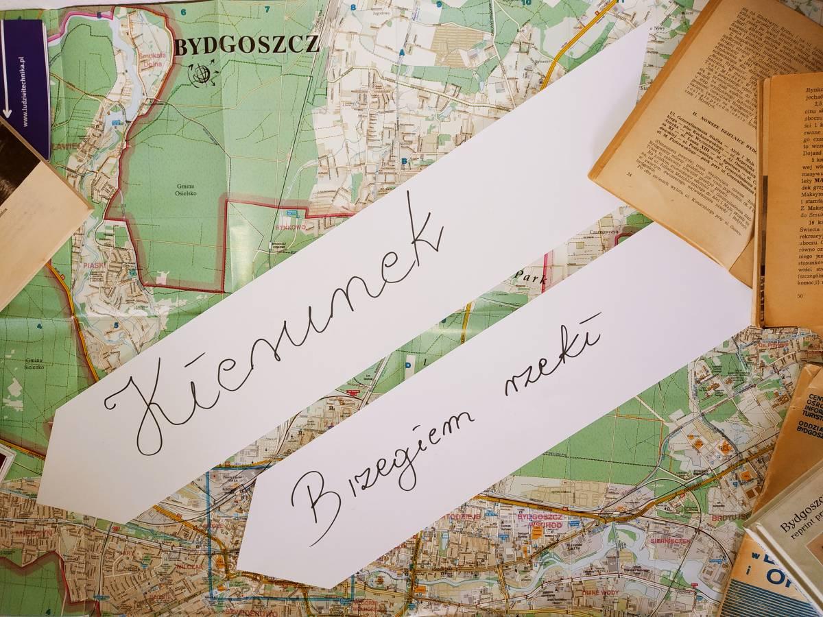 Kierunek Wycieczka - Brzegiem rzeki cz. II