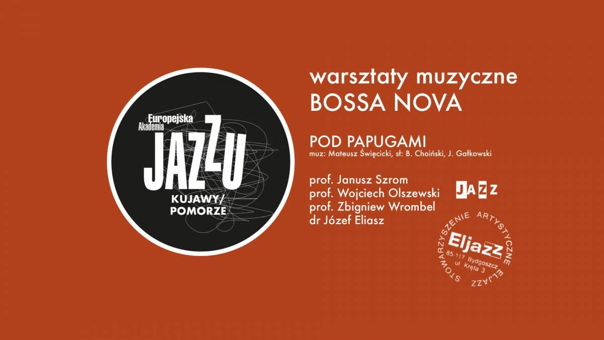 Warsztaty muzyczne - BOSSA NOVA - online