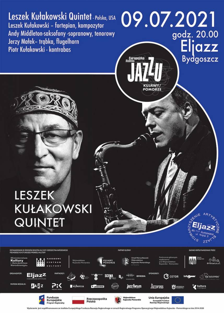 Leszek Kułakowski Quintet feat. Andy Middleton