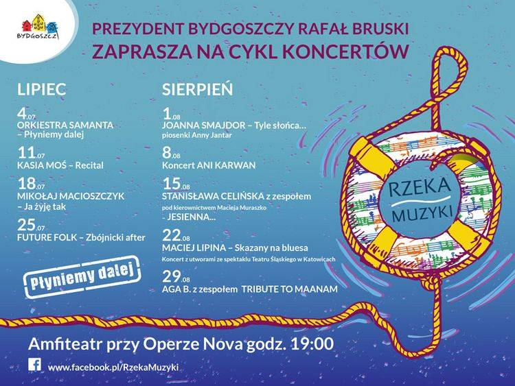 Aga B. z zespołem - Tribute to Maanam - Rzeka Muzyki