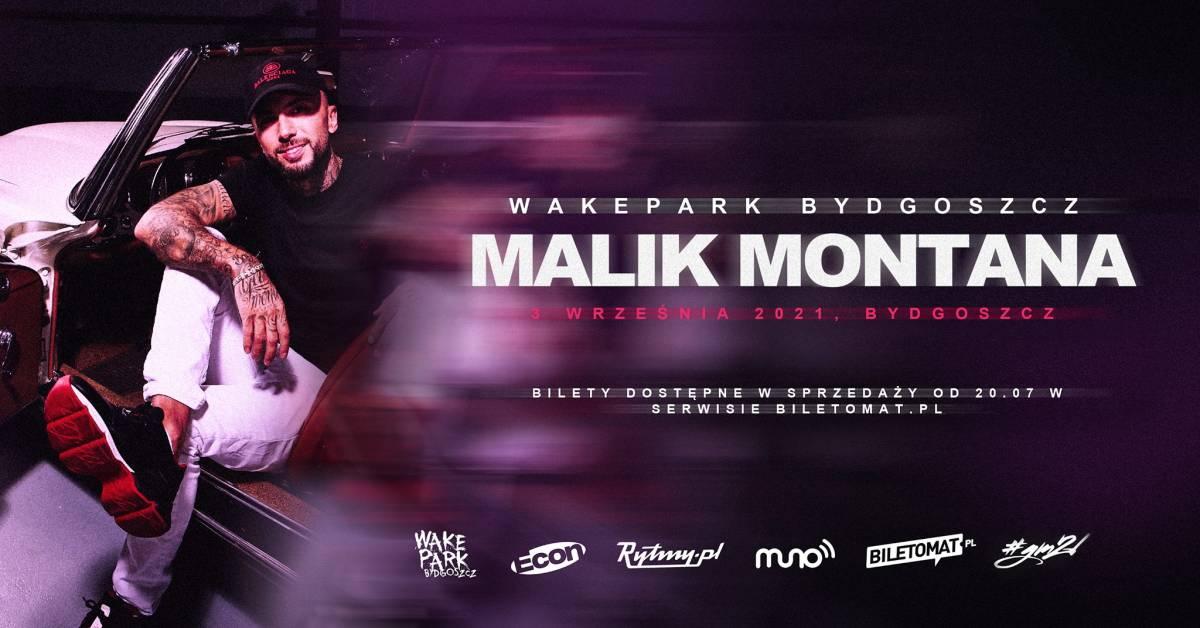 Malik Montana - concert