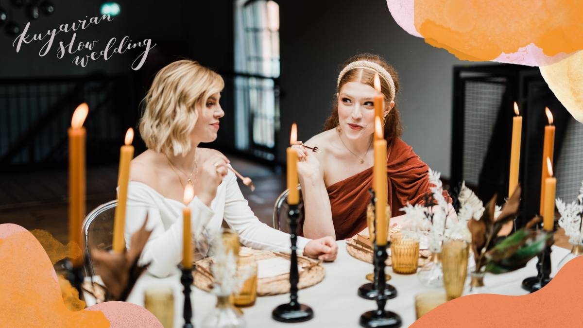 Kuyavian Slow Wedding - Alternatywne Targi Ślubne