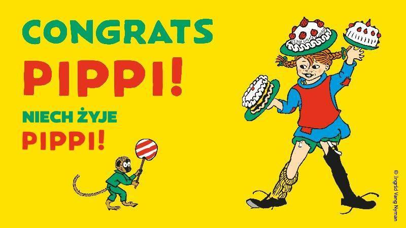 """Wystawa """"Niech żyje Pippi!"""""""