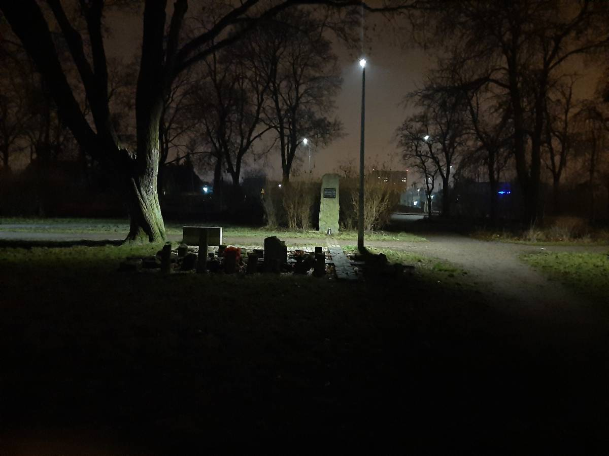 Nocne zwiedzanie Starego Fordonu
