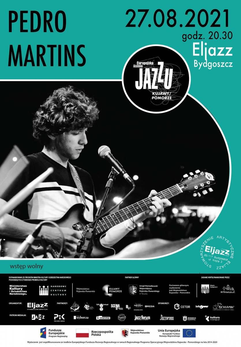 PEDRO MARTINS SOLO