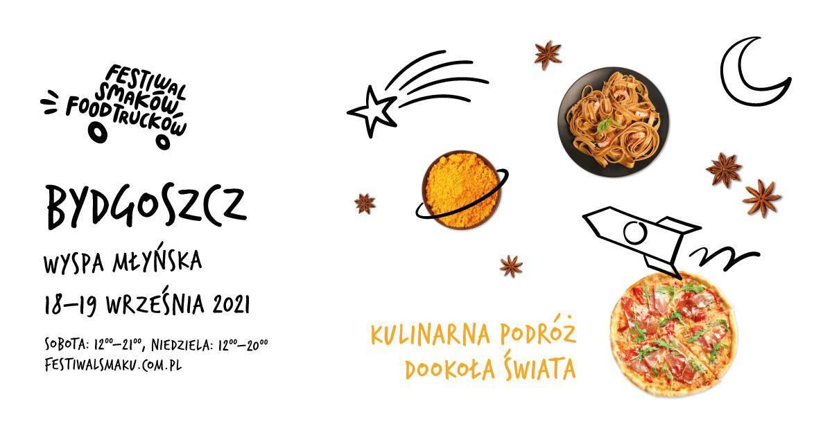 VII Festiwal Smaków Food Trucków w Bydgoszczy