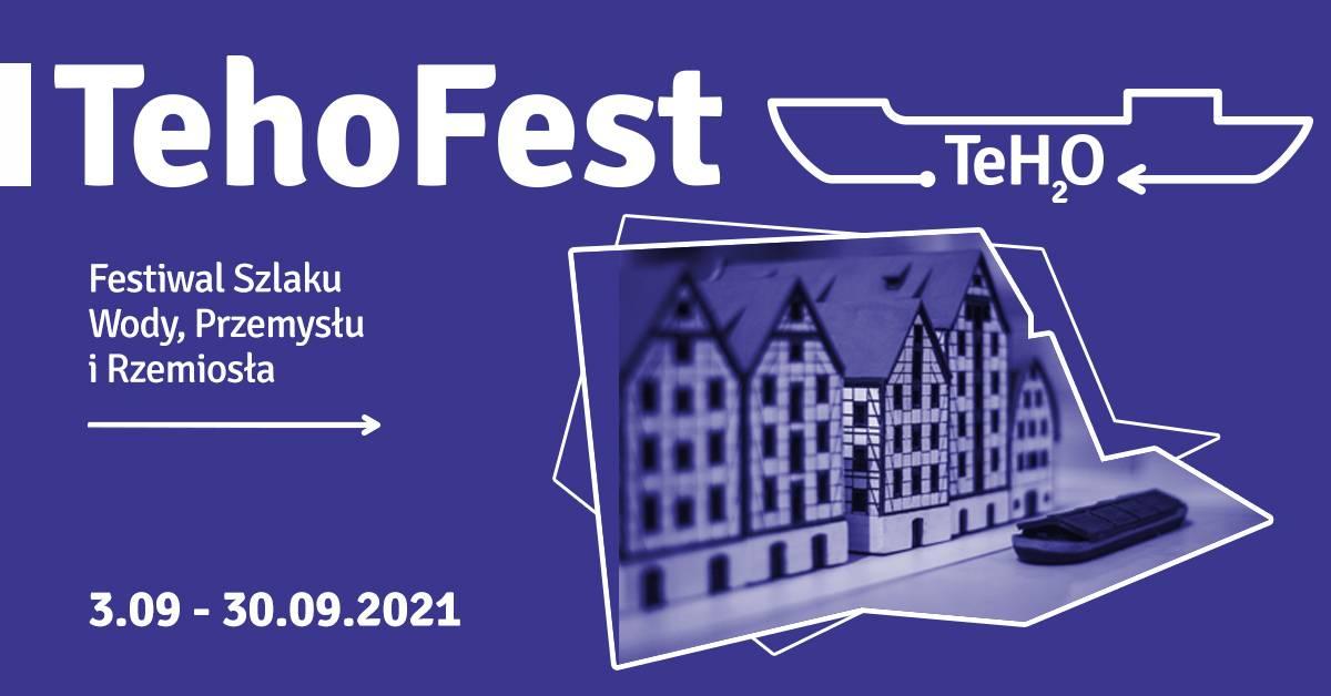 Terenowa trasa industrialna - EXPLOSEUM - TehoFest2021