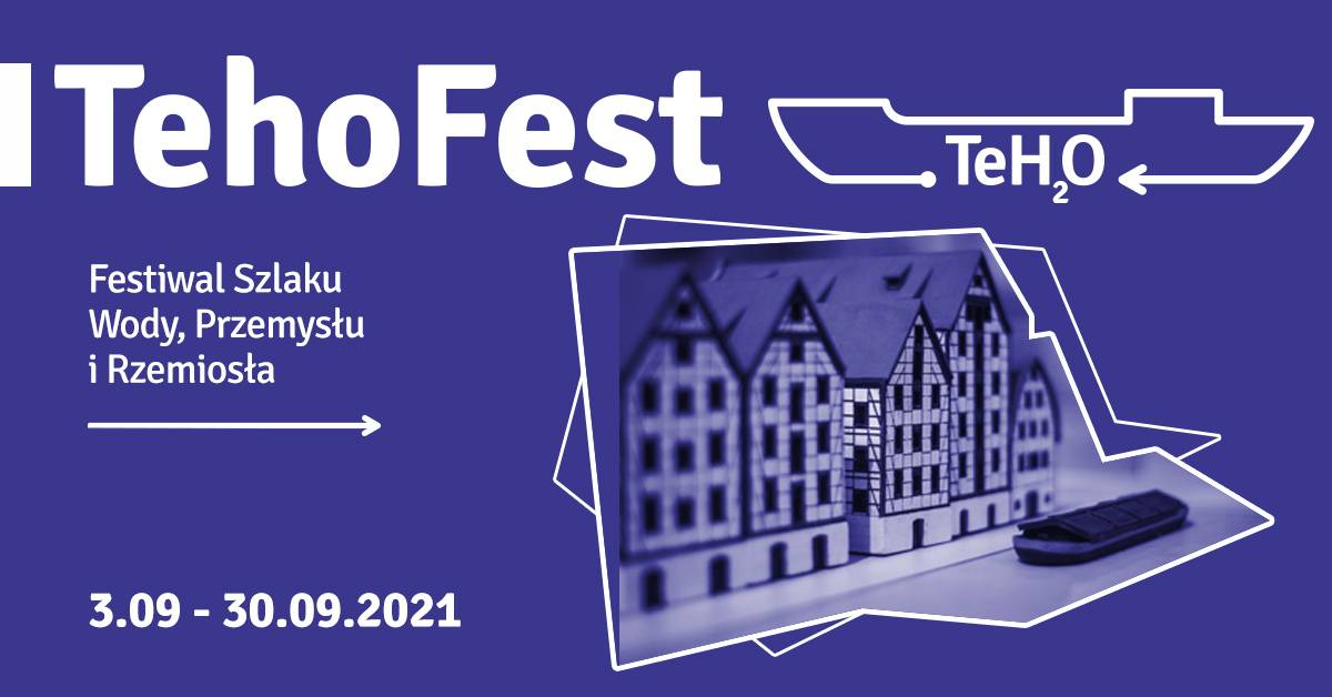 Historia bydgoskiego gazu - zwiedzanie gazowni - TehoFest2021