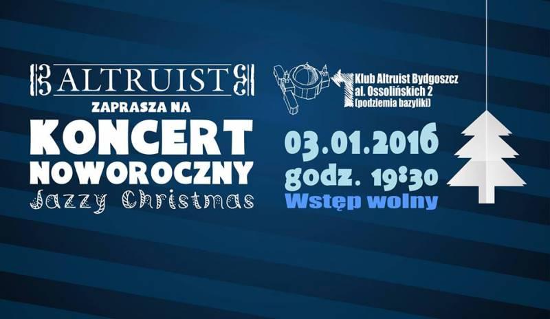 Koncert Noworoczny Jazzy Christmas