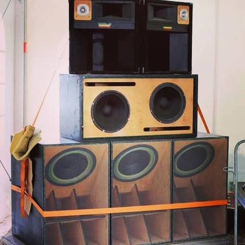 Kultura Bassu 14 Ruff Puff Sound meets Good Vibes Familia Hi-Power