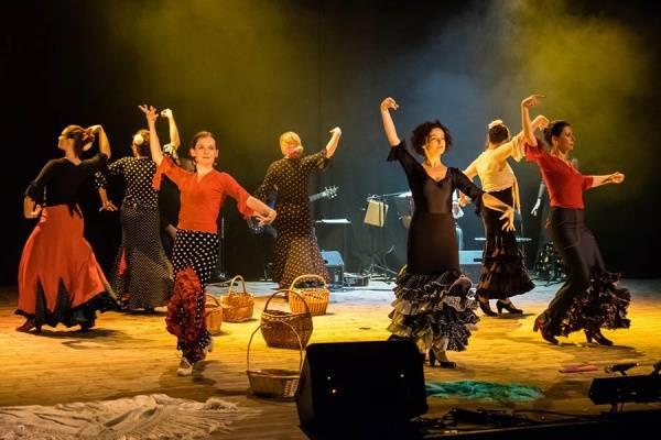 Koncert finałowy Szkoły Flamenco Ole y Ole