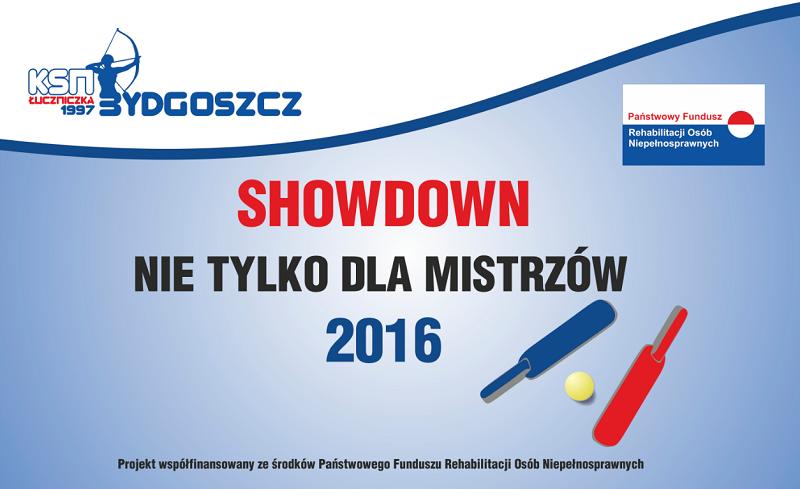 Druga runda  Polskiej Ligii Showdown (tenis stołowy dla niewidomych)