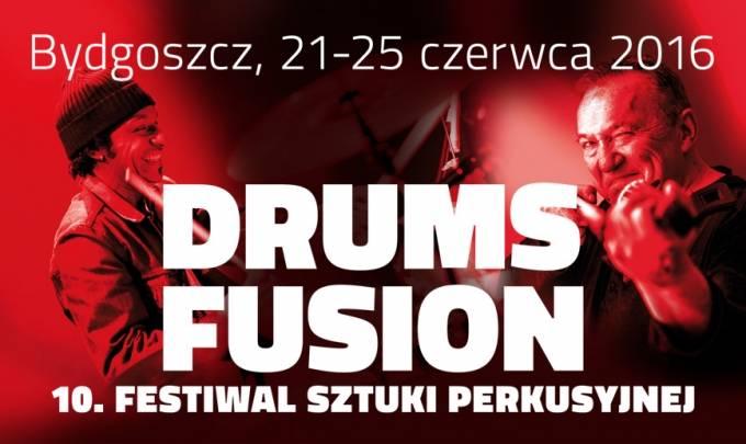 10. Bydgoski Festiwal Sztuki Perkusyjnej DRUMS FUSION