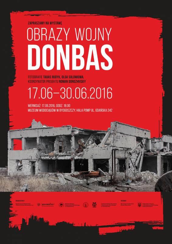 Obrazy wojny DONBAS