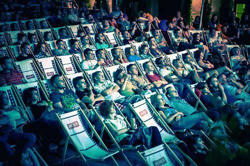 Kino Perła- Berlin Calling