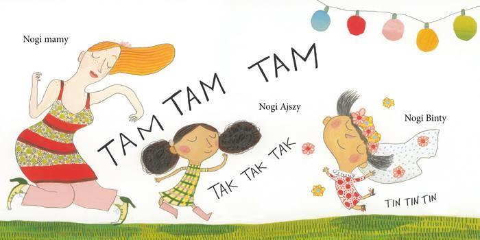 Rodzinne warsztatowanie z książką: Tańczymy