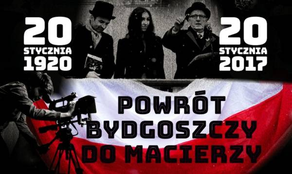 """Powrót Bydgoszczy do Macierzy: """"Po bydgosku..."""""""