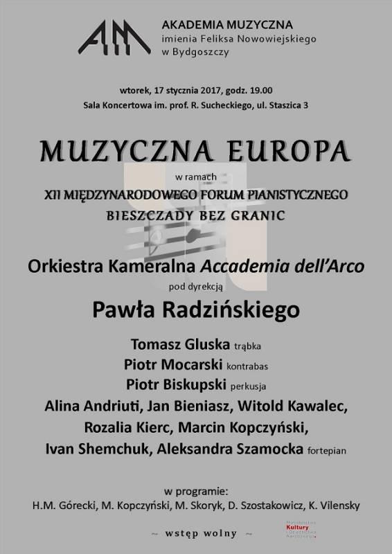 Muzyczna Europa