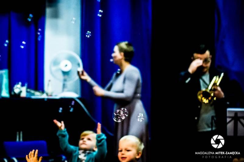 Przetańczony koncert karnawałowy dla Rodzin
