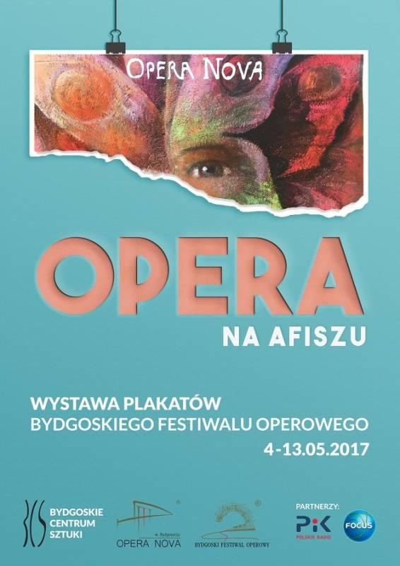 Horno zaprasza: Opera na afiszu - wystawa plakatów BFO od 1994 r.
