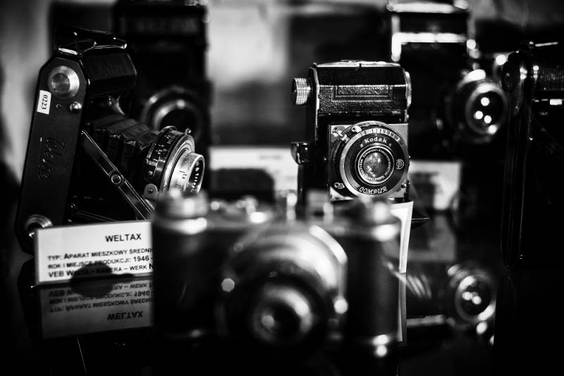 Oprowadzanie kuratorskie po wystawie: Fotografie otworkowe z kolekcji Zbigniewa Tomaszczuka