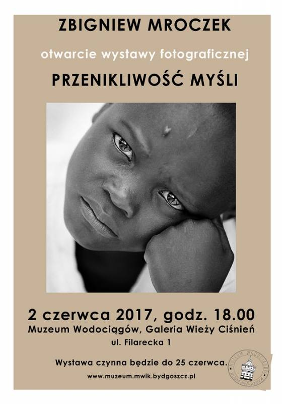 Wystawa fotografii Zbigniewa Mroczka: Przenikliwość myśli