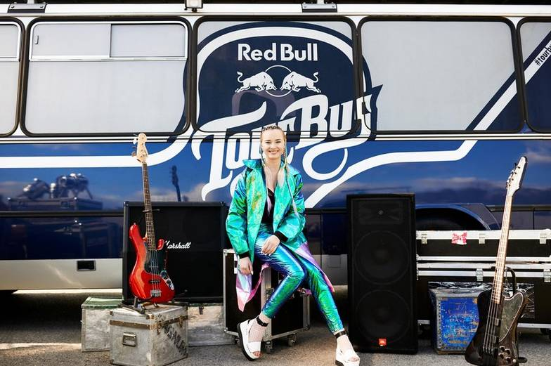 Red Bull Tour Bus: Natalia Nykiel