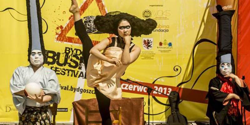 Festiwal Sztuki Ulicznej Busker Fest